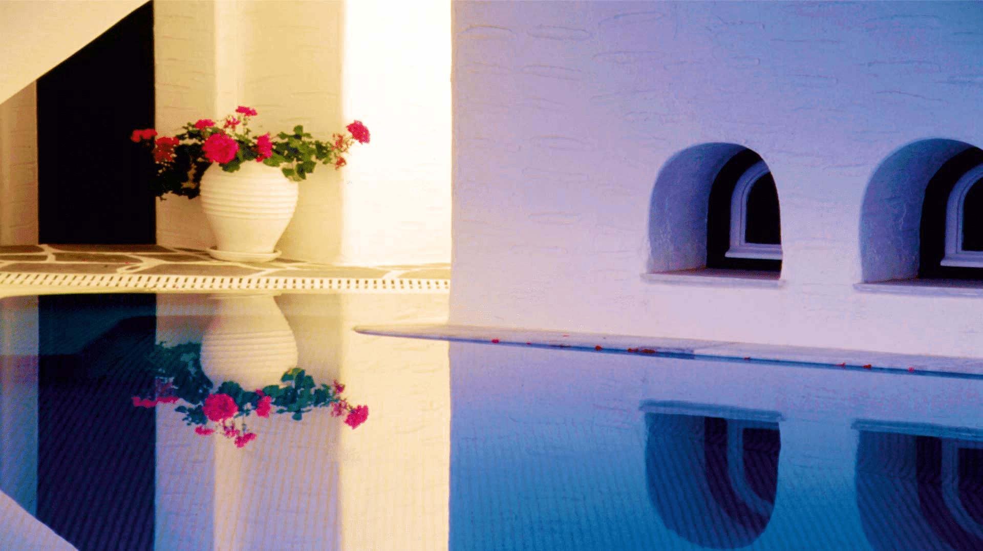 Antirides boutique hotel-paros island_Swimming_Pool